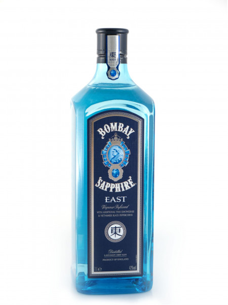 Bombay Sapphire East Gin - 42% vol - (1 Liter)