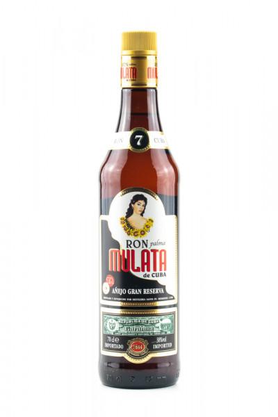 Ron Mulata Anejo 7 Jahre Gran Reserva Rum - 0,7L 38% vol