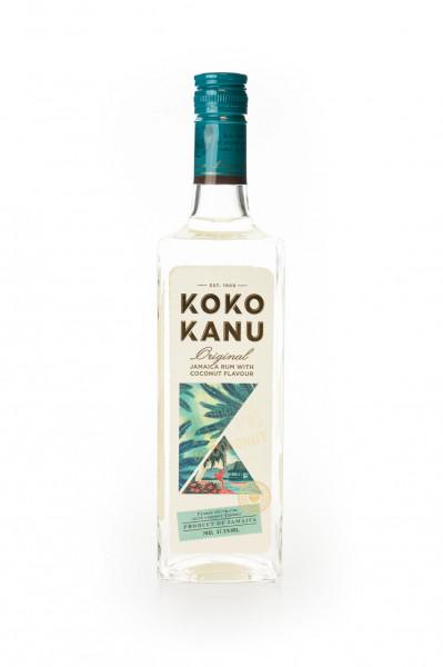 Koko Kanu Coconut - 0,7L 37,5% vol
