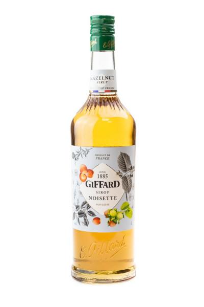 Giffard Haselnuss Sirup Noisette - 1 Liter