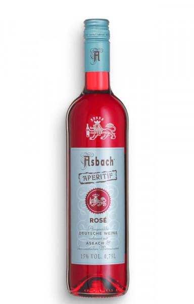 Asbach Aperitif Rose - 0,75L 15% vol