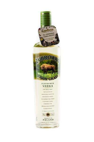 Zubrowka The Original Bison Grass Vodka - 0,7L 40% vol
