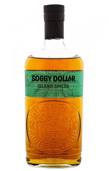 Soggy Dollar Island Spiced Rum - 0,7L 35% vol