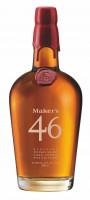 Makers Mark 46 Bourbon Whiskey - 0,7L 47% vol