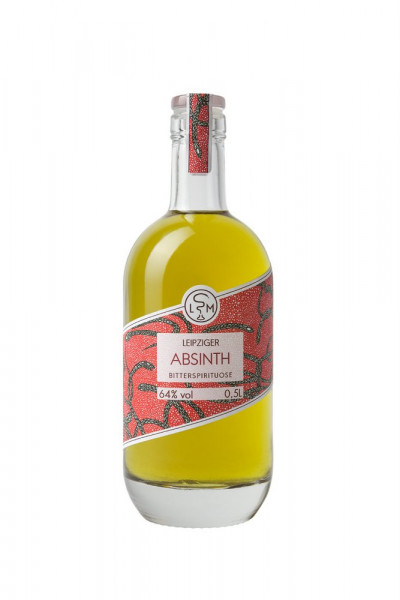 LSM Leipziger Absinth - 0,5L 64% vol
