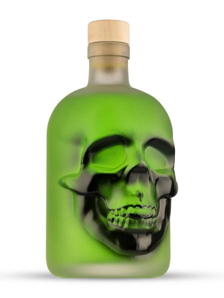 Der Ekliche in der Totenkopfflasche - 0,5L 25,3% vol