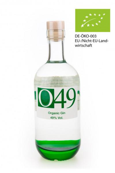 O49 Organic Gin - 0,7L 49% vol