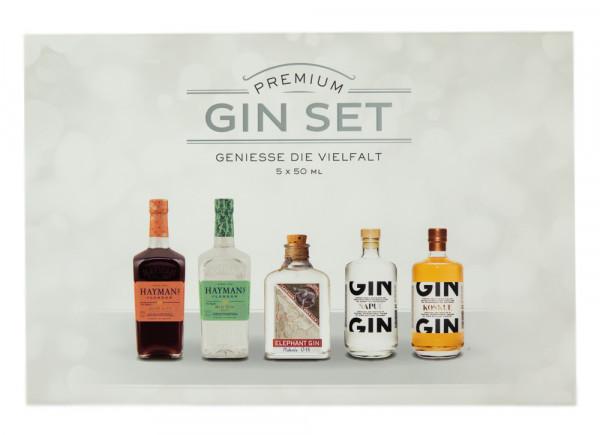 Gin Tasting Box - 0,25L 42,9% vol