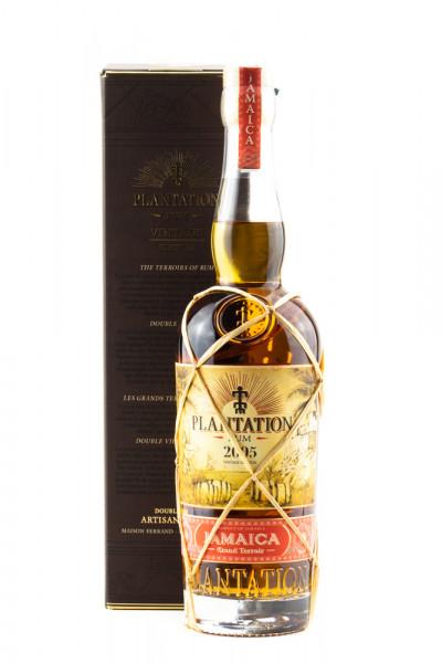 Plantation Jamaica 2005 Rum - 0,7L 45,2% vol