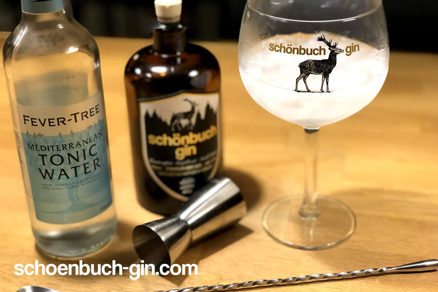 Schoenbuch Gin Tonic