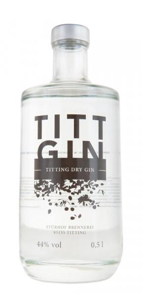 TittGin Titting Dry Gin - 0,5L 44% vol