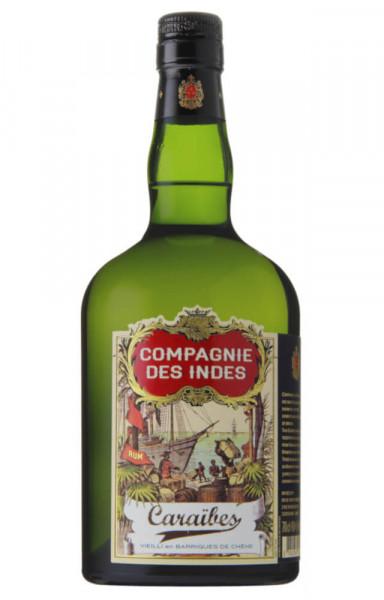 Compagnie des Indes Caraibes Rum - 0,7L 40% vol