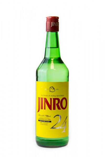 Jinro 24 Soju - 0,7L 24% vol
