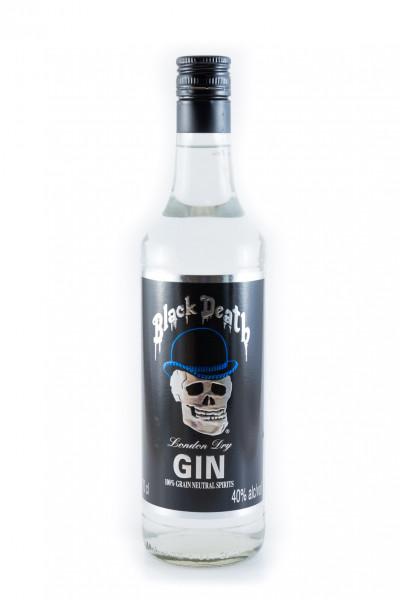 Black Death Gin 07 Liter 10341