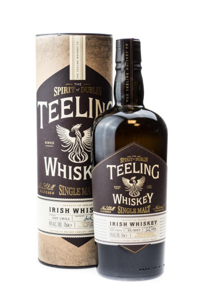 Teeling Single Malt Irish Whisky - 0,7L 46% vol