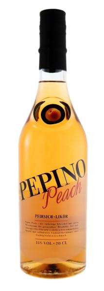 Pepino Peach Pfirsich-Likör - 0,7L 15% vol