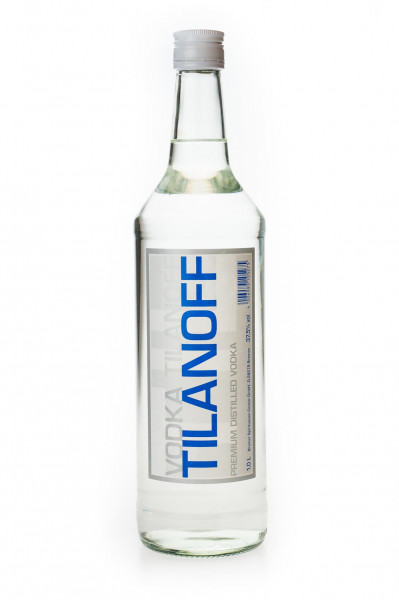 Tilanoff Vodka - 1 Liter 37,5% vol