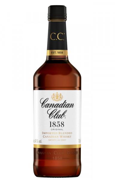 Canadian Club - 0,7L 40% vol