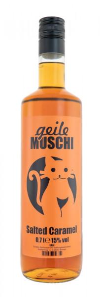 Geile Muschi Salted Caramel - 0,7L 15% vol