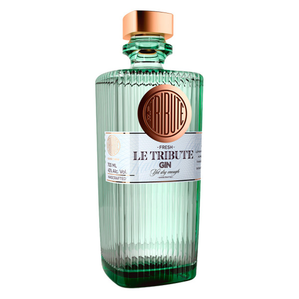 Le Tribute Gin - 0,7L 43% vol