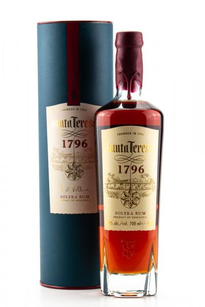 Santa Teresa Antiguo de Solera 1796 Rum - 0,7L 40% vol