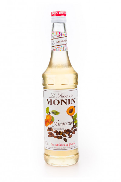 Monin Amaretto Sirup - 0,7L