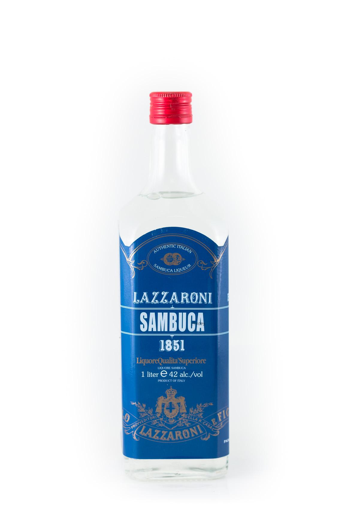 Lazzaroni Sambuca 1 Liter kaufen ab 18,45 EUR im Sambuca Shop ...