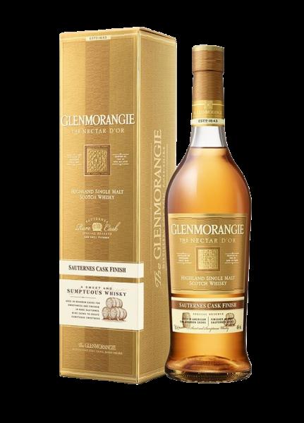 Glenmorangie Nectar DOr Sauternes Cask Finish Single Malt Scotch Whisky - 0,7L 46% vol