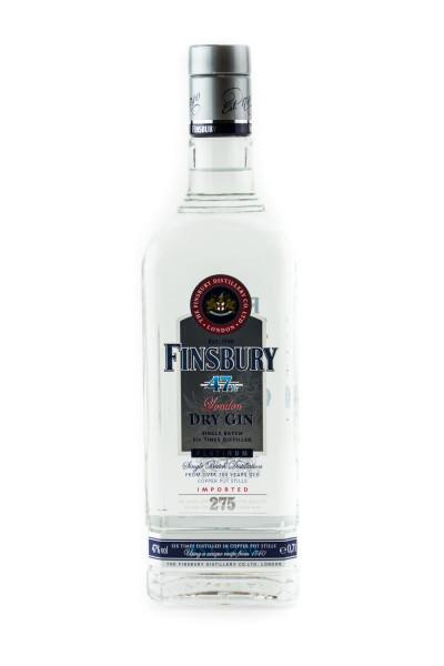 Finsbury 47 Platinum London Dry Gin - 0,7L 47% vol