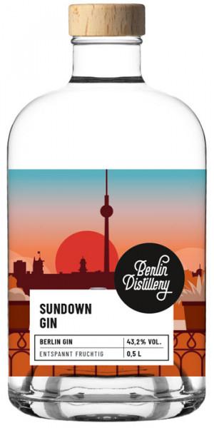 Sundown Gin - 0,5L 43,2% vol