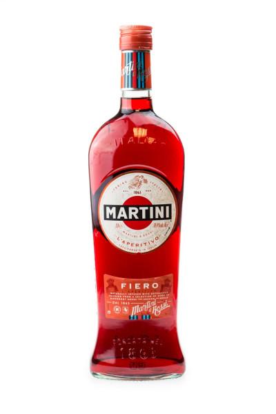 Martini Fiero - 1 Liter 14,4% vol