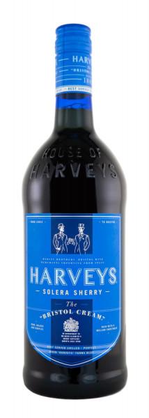 Harveys Bristol Cream Sherry - 1 Liter 17,5% vol