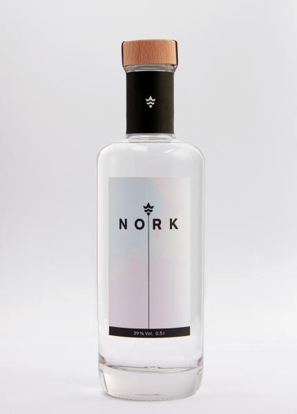 Nork Korn - 0,5L 39% vol