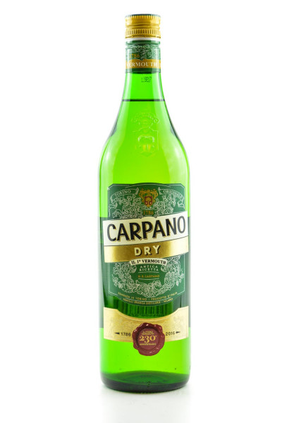 Carpano Dry Vermouth - 1 Liter 18% vol