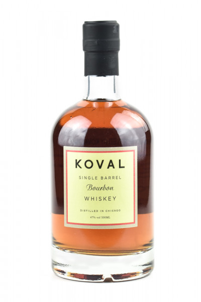 Koval Bourbon Whiskey - 0,5L 47% vol