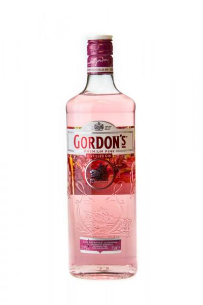 Gordons Premium Pink Distilled Gin - 0,7L 37,5% vol
