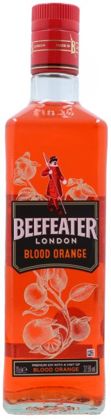 Beefeater Blood Orange Gin - 0,7L 37,5% vol