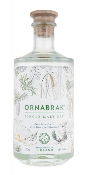 Ornabrak Irish Single Malt Gin - 0,7L 43% vol
