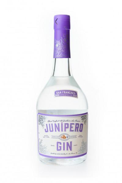 Junipero Gin - 0,7L 49,3% vol
