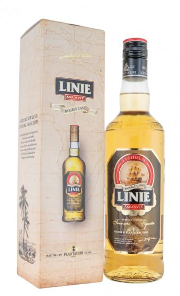 Linie Aquavit Plantation Rum Cask Limited Edition - 0,7L 41,5% vol