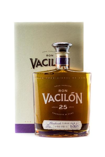 Vacilon Anejo 25 Jahre Rum - 0,7L 40% vol