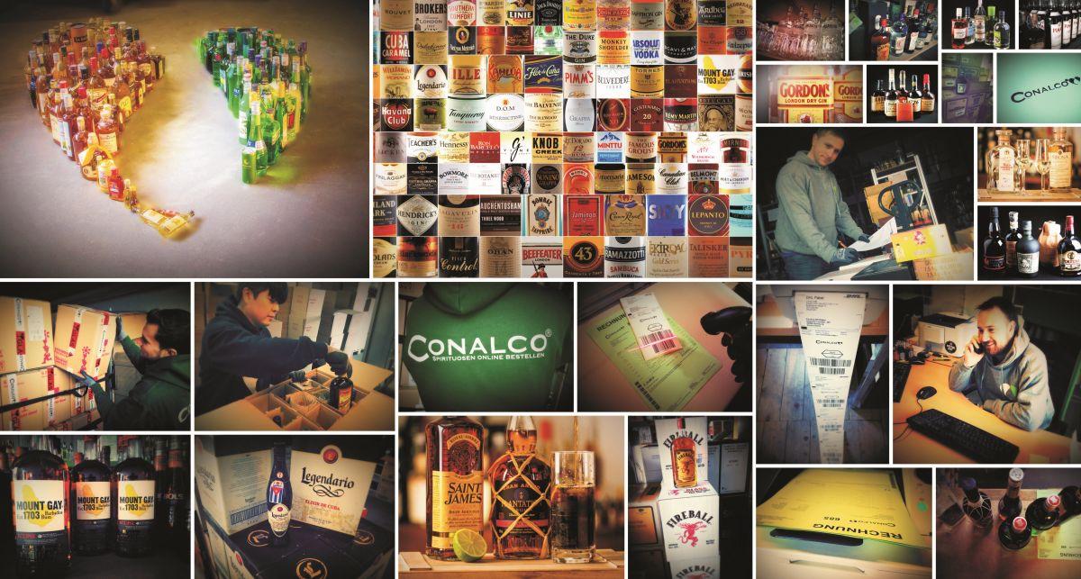 Conalco Postkarte