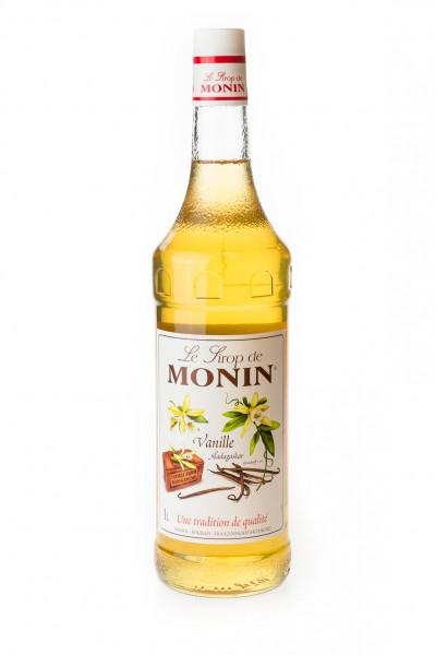 Monin Vanille Madagaskar Sirup - 1 Liter