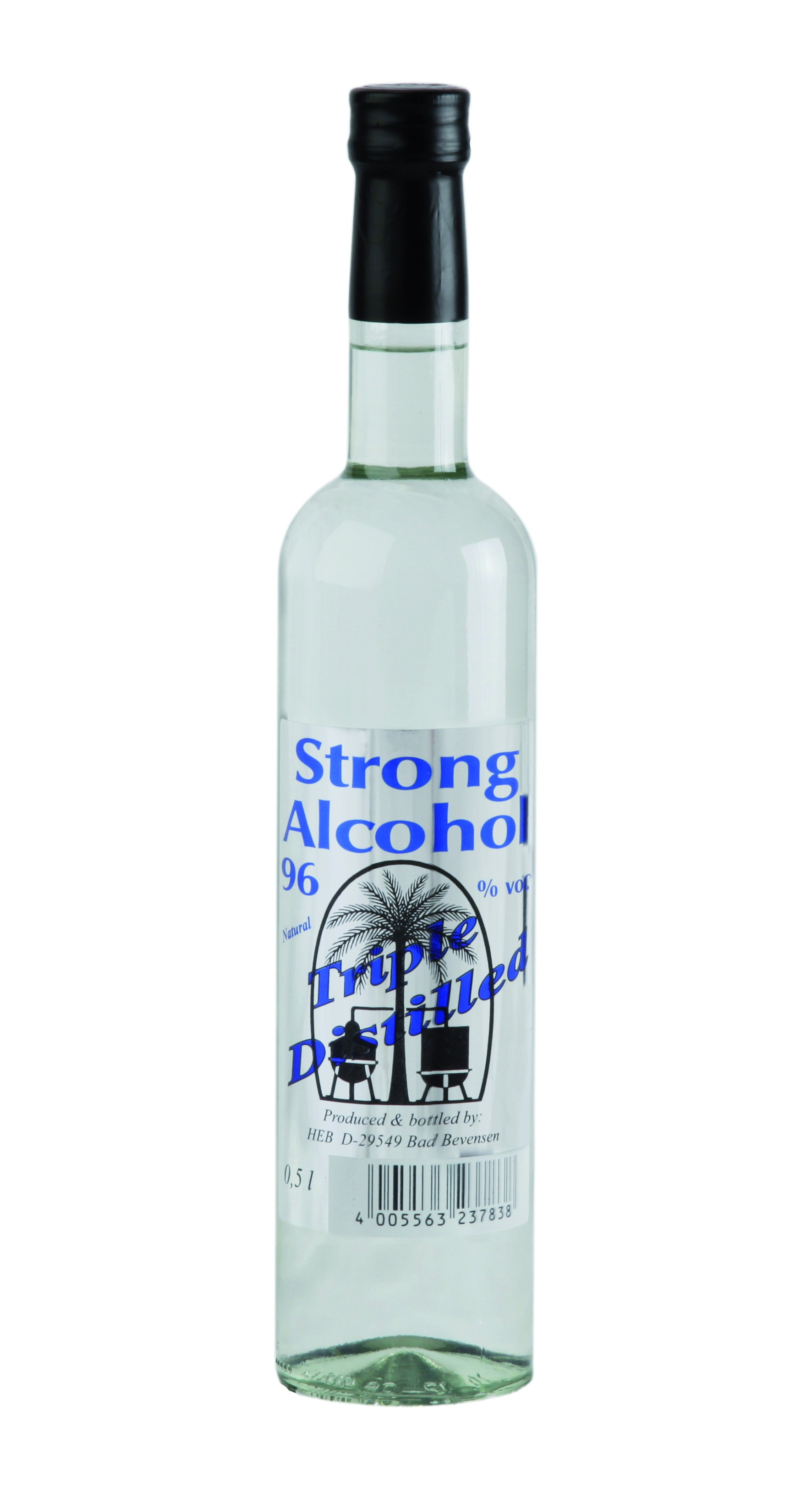 Strong Alcohols