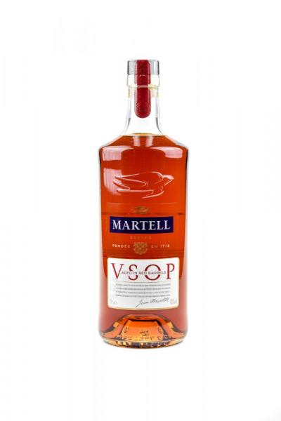 Martell VSOP Red Barrel Cognac - 0,7L 40% vol