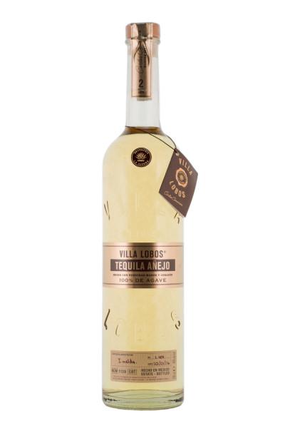 Villa Lobos Anejo Tequila - 0,7L 40% vol