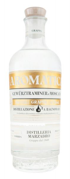 Marzadro Grappa Aromatica - 0,7L 41% vol