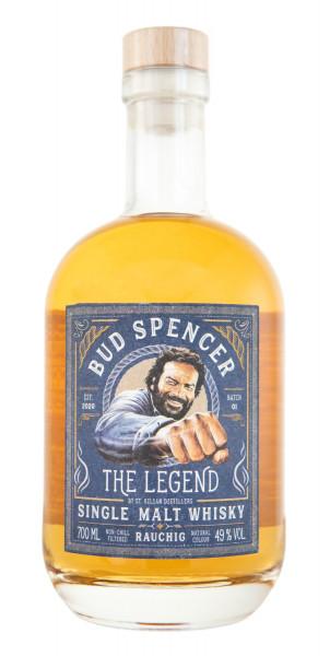 Bud Spencer The Legend Rauchig Single Malt Scotch Whisky - 0,7L 49% vol