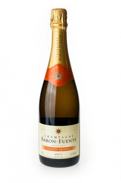 Baron Fuente Champagner Grande Reserve Brut - 0,75L 12,5% vol