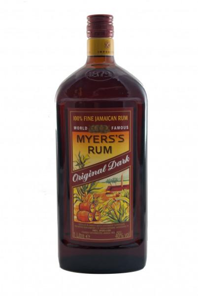 Myerss brauner Jamaica Rum - 40% vol - (1 Liter)